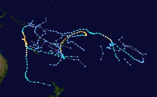 2012-2013 cyclone map