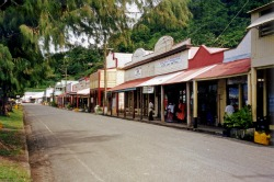 the first capital of fiji was Levuka