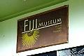 Fiji museum in Suva