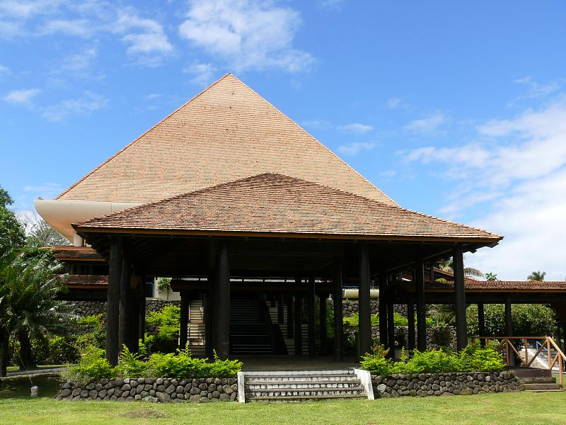 Fiji parliament house