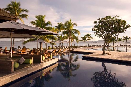 Fiji Beach Resort is good for Fiji family vacations