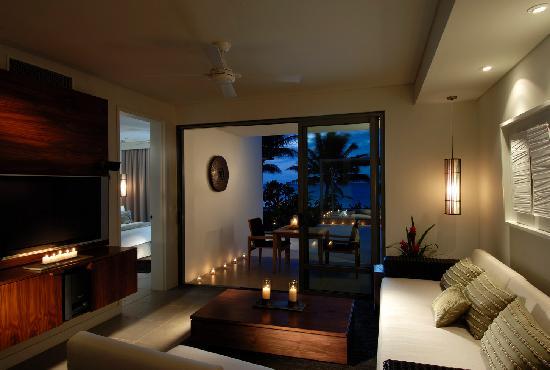 Hilton Resort Fiji room interior