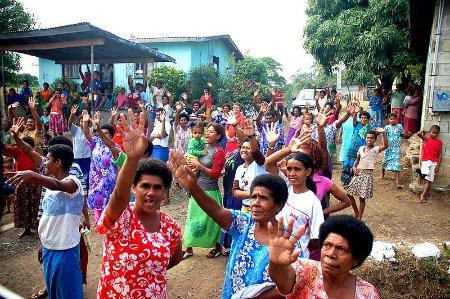 fiji people or fijians