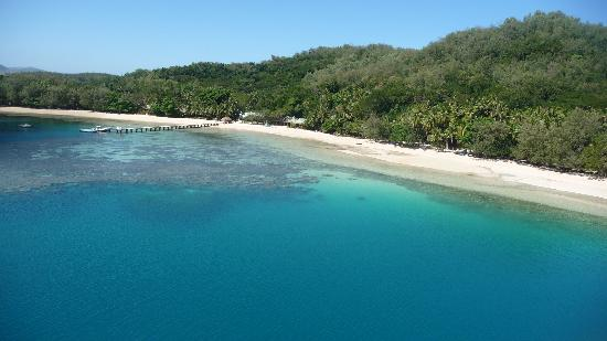 Fiji accommodation doesn't get any better than Turtle Island