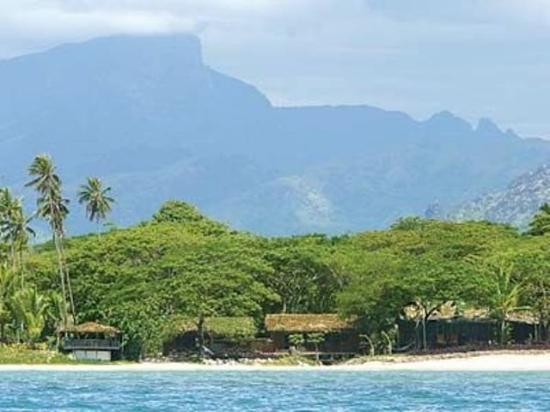 First Landing Beach Resort Hotel Fiji