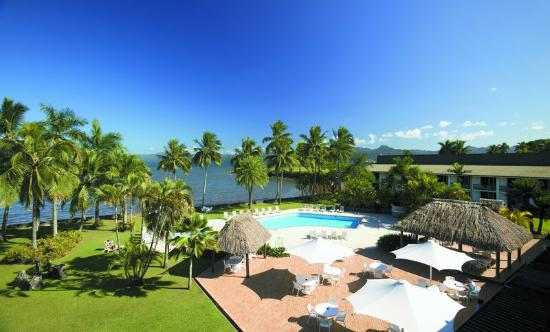 Holiday Inn Suva Hotels In Fiji