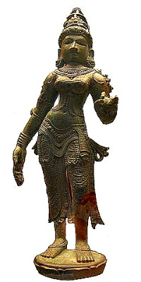 Lakshmi Statue, Hindu