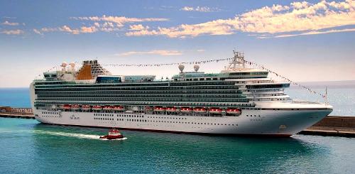 Fiji cruises - cruise liners that stop in Fiji
