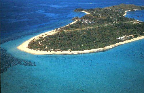Mana Island holiday Fiji