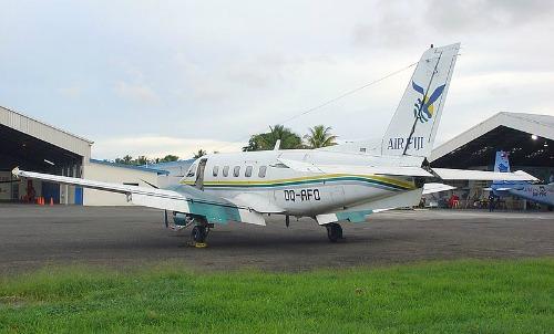 Nausori airport in fiji