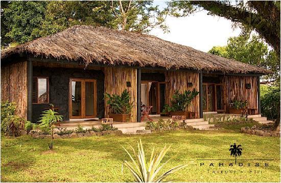 Paradise Taveuni Resort good for Fiji vacations