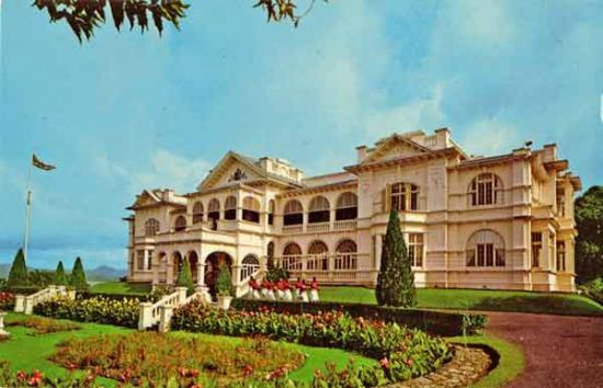 Presidential Palace Suva Fiji