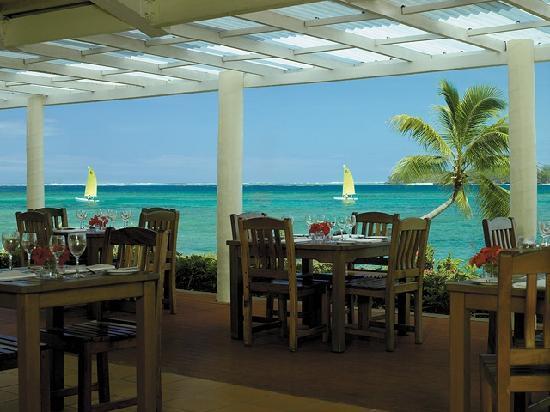 Shangri-La Resort is pretty good for a family Fiji vacation