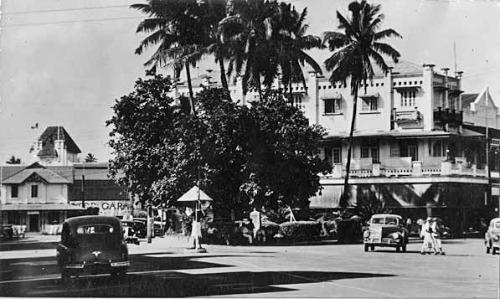 1940's Suva, Fiji