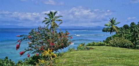 Fiji Islands - Taveuni Island