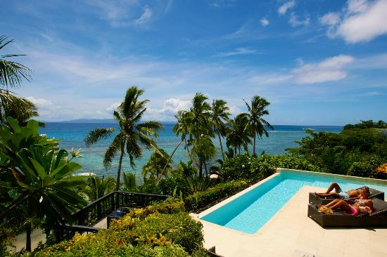 Taveuni Palms Resort one of the best all inclusive honeymoon packages