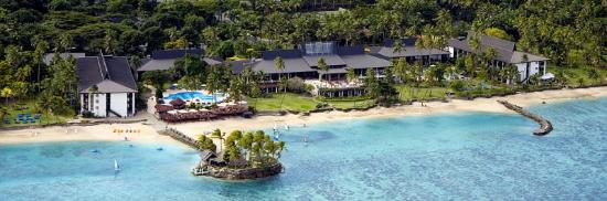 Warwick Resort Fiji is good for family vacations