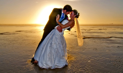 Have a Fiji wedding on the beach followed by your Fiji honeymoon!