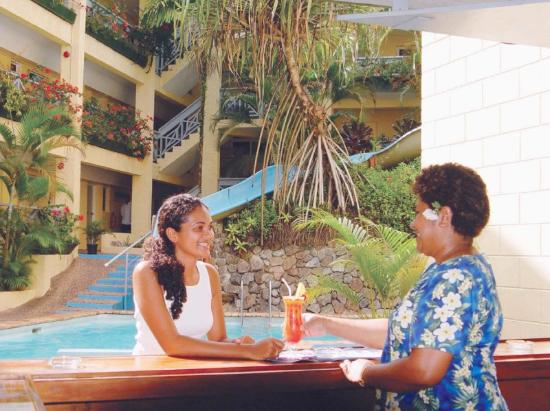 Best Western Suva Motor Inn - Hotels in Fiji