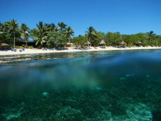 blue lagoon beach resort fiji stunning resort offering. Black Bedroom Furniture Sets. Home Design Ideas