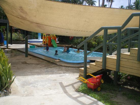 cousteau resort Fiji kids pool