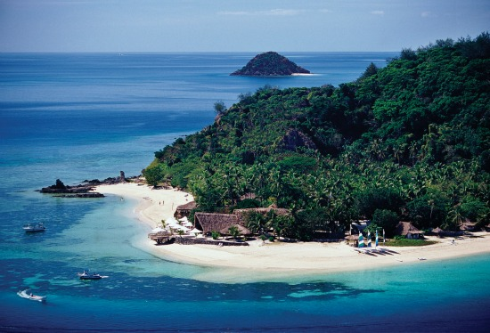Castaway island fit for a family fiji vacation