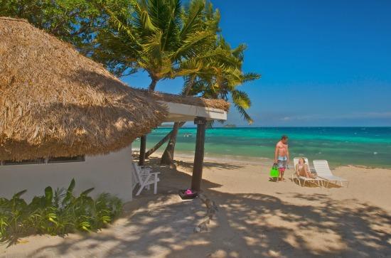 Castaway Fiji Island resort