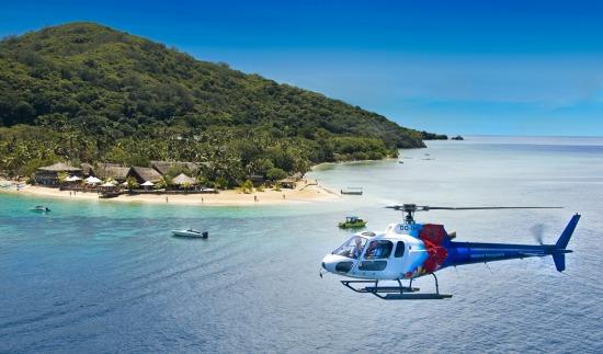 Castaway Island holiday Fiji