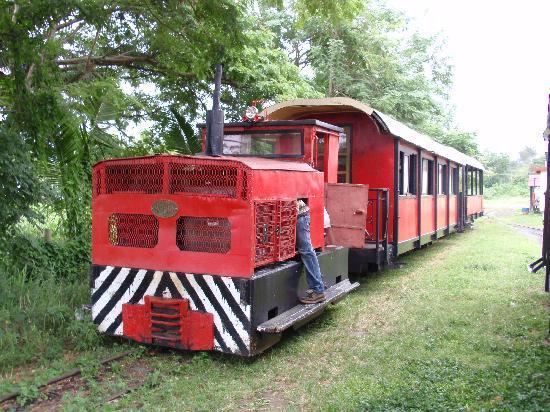 Coral Coast Scenic Railway Fiji