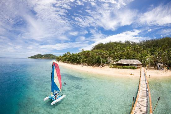 Malolo Island Resort a great fiji family resort option