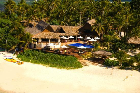 Matamanoa island resort - Fiji honeymoon