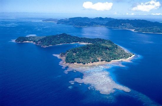 Matagi Island Fiji