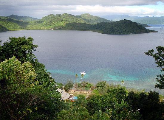 Matangi Island Resort on Horseshoe Bay Fiji