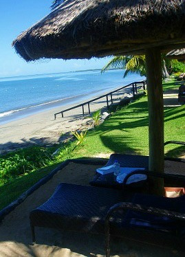 There are many wonderful Fiji vacations options, ours is on Denarau Island.