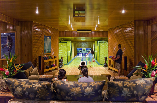 Namale's plethora of activities includes Fiji's only ten pin bowling alley