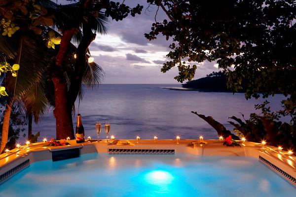 Luxurious Fiji honeymoon getaway at Namale Resort & Spa