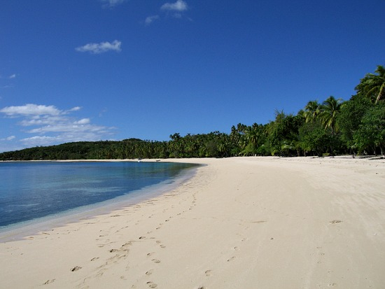 Natadola Beach Photo Courtesy Of Intercontinental Resort Fiji
