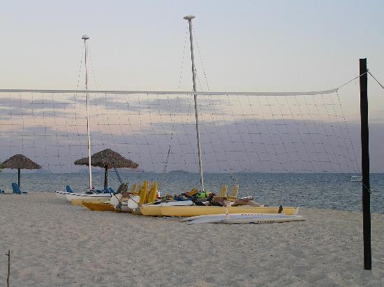 Navini Island activities