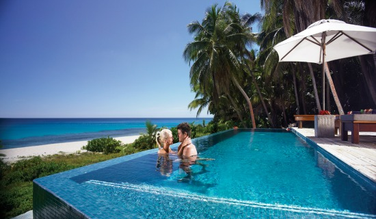 Romance at Yasawa Island Resort & Spa