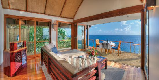 Royal Davui Fiji is a stunning honeymoon in Fiji option