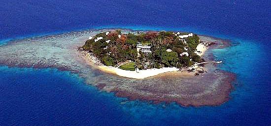 Royal Davui Resort Fiji vacation packages