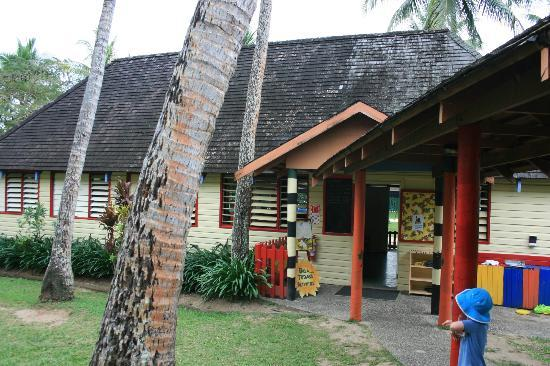 Shangri La Fiji's kids club