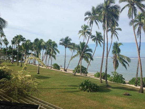 Shangri La Resort on Yanuca Island Fiji