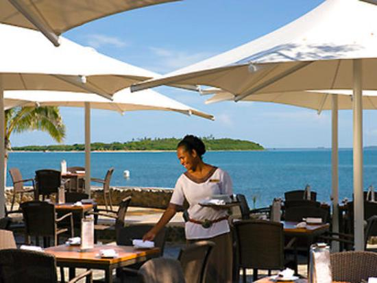 Sofitel Fiji Resort dining