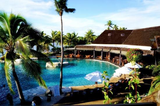 The Fiji family friendly resort Sonaisali resort