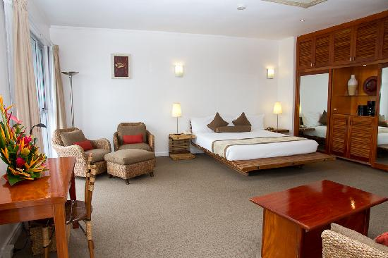Tanoa Plaza Hotel, Suva - Hotels in Fiji
