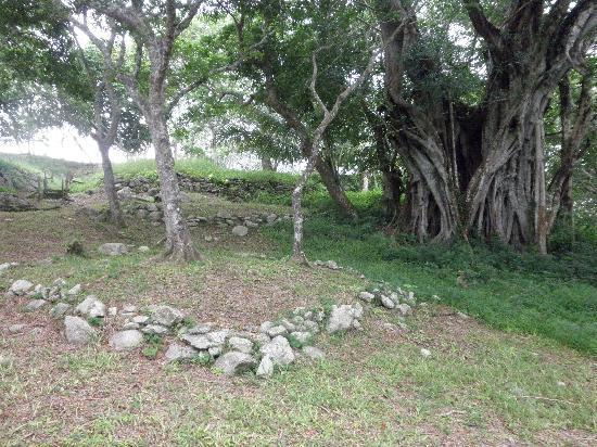 Tavuni Hill Fort, Sigatoka Valley, Fiji