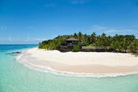 Vomo Island Resort, The Rocks Bar