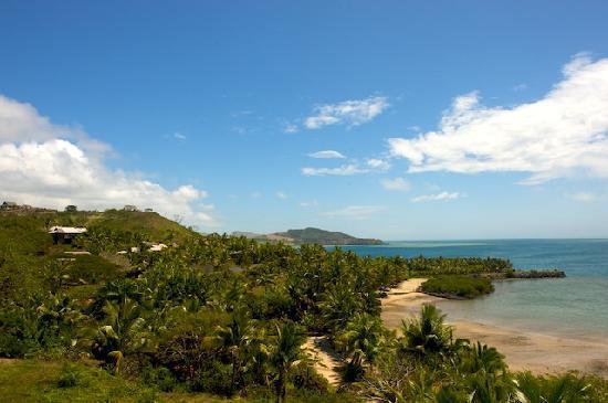 wananavu beach resort in Rakiraki
