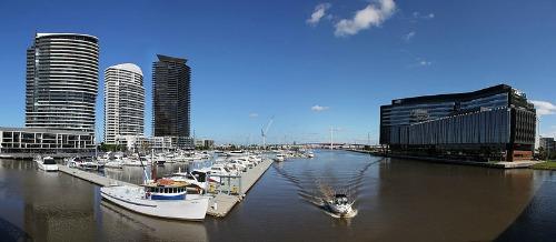 ANZ headquarters Melbourne